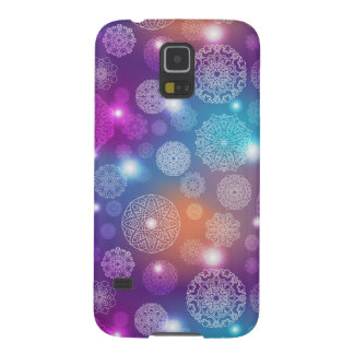 Floral luxury mandala pattern cases for galaxy s5