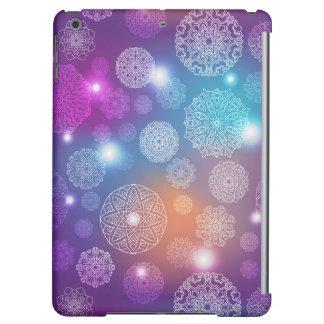 Floral luxury mandala pattern iPad air cases