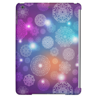Floral luxury mandala pattern iPad air cover