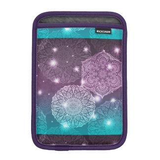 Floral luxury mandala pattern iPad mini sleeve