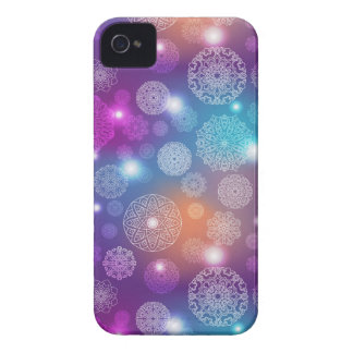 Floral luxury mandala pattern iPhone 4 cover