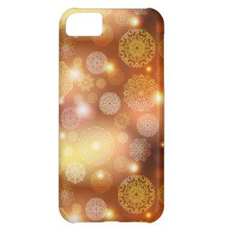 Floral luxury mandala pattern iPhone 5C case
