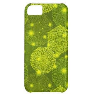 Floral luxury mandala pattern iPhone 5C cover