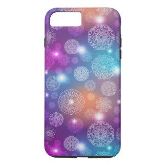 Floral luxury mandala pattern iPhone 8 plus/7 plus case