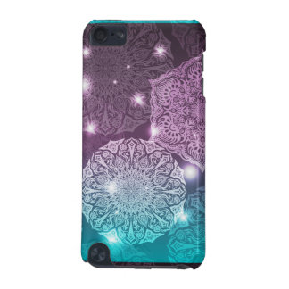 Floral luxury mandala pattern iPod touch 5G cases