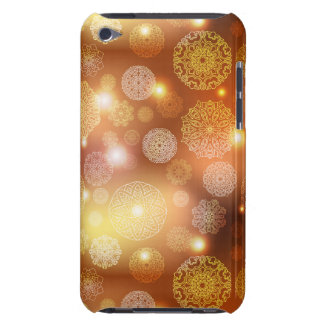Floral luxury mandala pattern iPod touch cases