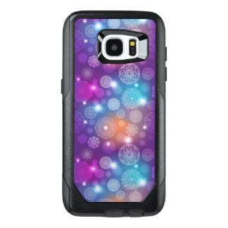 Floral luxury mandala pattern OtterBox samsung galaxy s7 edge case
