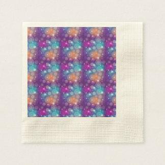 Floral luxury mandala pattern paper napkins