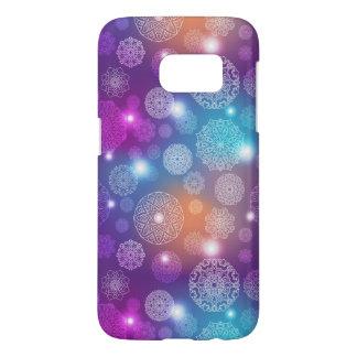 Floral luxury mandala pattern samsung galaxy s7 case