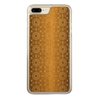 Floral luxury royal antique pattern carved iPhone 8 plus/7 plus case