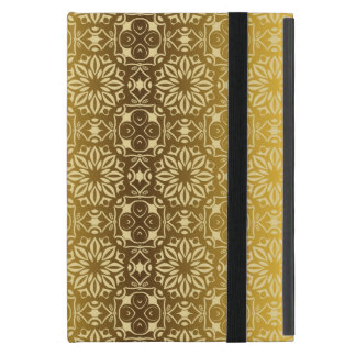Floral luxury royal antique pattern case for iPad mini