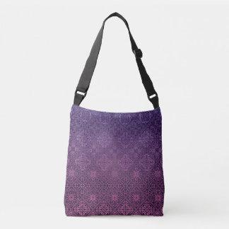 Floral luxury royal antique pattern crossbody bag