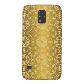 Floral luxury royal antique pattern galaxy s5 cases