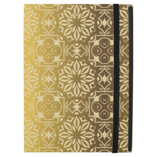 "Floral luxury royal antique pattern iPad pro 12.9"" case"