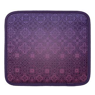 Floral luxury royal antique pattern iPad sleeve