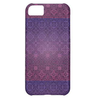 Floral luxury royal antique pattern iPhone 5C cover