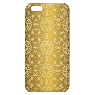 Floral luxury royal antique pattern iPhone 5C covers