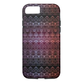 Floral luxury royal antique pattern iPhone 8/7 case