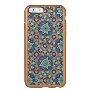 Floral mandala abstract pattern design incipio feather® shine iPhone 6 case