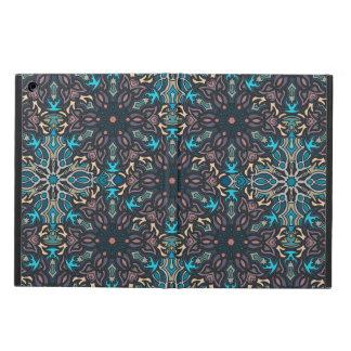 Floral mandala abstract pattern design iPad air cover