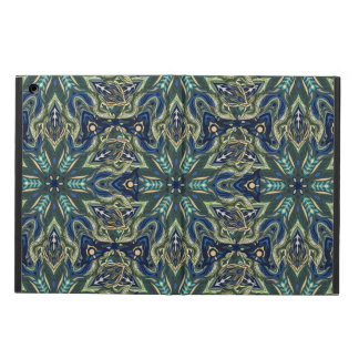 Floral mandala abstract pattern design iPad air covers