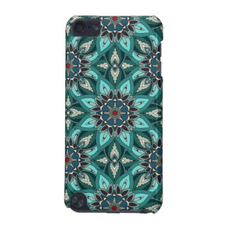 Floral mandala abstract pattern design iPod touch (5th generation) cover