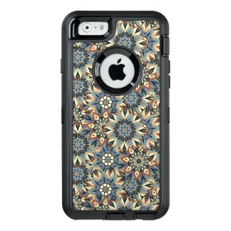 Floral mandala abstract pattern design OtterBox iPhone 6/6s case
