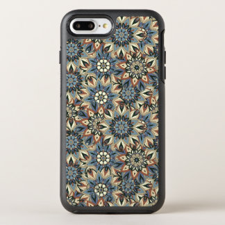 Floral mandala abstract pattern design OtterBox symmetry iPhone 8 plus/7 plus case