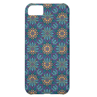 Floral mandala abstract pattern iPhone 5C cover