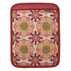 Floral Mandala Flower Art iPad Sleeve