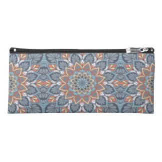 Floral Mandala Pencil Case