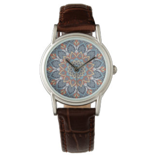 Floral Mandala Watch