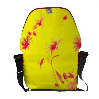 floral commuter bags