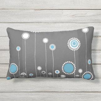 Floral Modern Stylish Lumbar Pillow