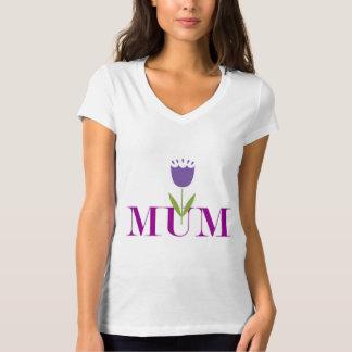 Floral Mum T-Shirt