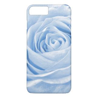 Floral Nature Photo Dainty Light Blue Rose iPhone 7 Plus Case