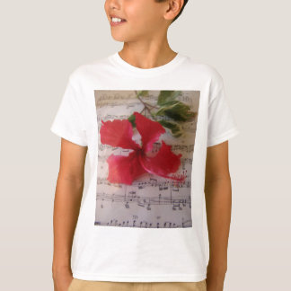 Floral Notes T-Shirt
