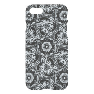 Floral organic pattern phone case