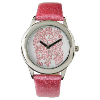 Floral Ornaments Watch