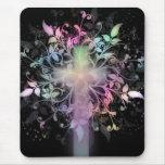 Floral Pastel Mousepad