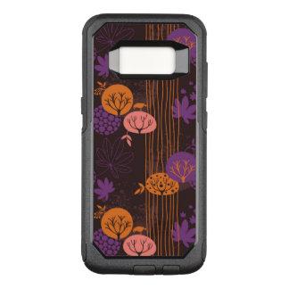 Floral pattern 2 2 OtterBox commuter samsung galaxy s8 case