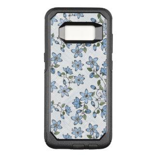 Floral pattern 2 3 OtterBox commuter samsung galaxy s8 case