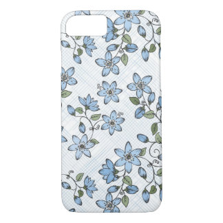 Floral pattern 2 iPhone 8/7 case