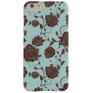Floral Pattern 8 Barely There iPhone 6 Plus Case