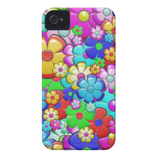 Floral Pattern iPhone 4 Case