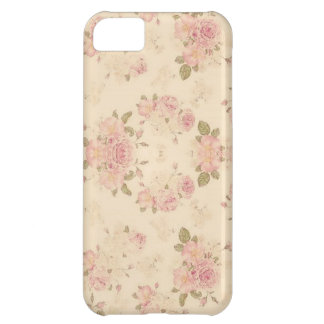 floral pattern iPhone 5C covers