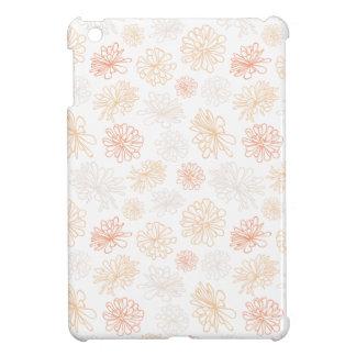 Floral Pattern Succulent Garden Botanical Print iPad Mini Cases