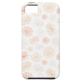 Floral Pattern Succulent Garden Botanical Print iPhone 5 Case