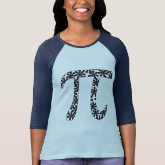 Floral Pi T-Shirt