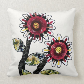 Floral Pillow - Healing Power of Flowers